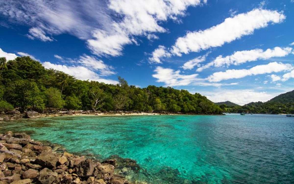 Pulau Rubiah Wisata Mempesona Di Nangro Aceh Darussalam