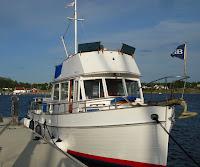 Grand Banks 36 Skjeløy 2015