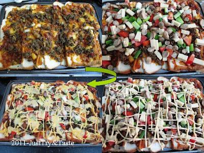 Resep Pizza Bagi si Pemalas JTT