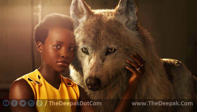 The Jungle Book 02 - Raksha The Wolf Voiced by Lupita Nyong'o