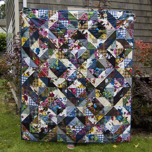 The Outback Value Quilt Free Pattern