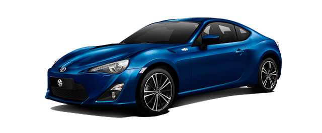 Toyota FT 86-Coupe thể thao