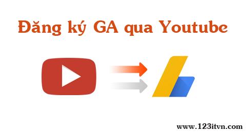 Cách đăng ký Google Adsense thông qua Youtube
