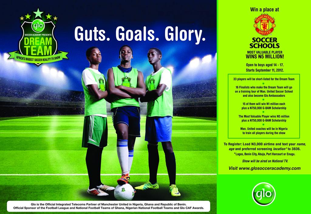 How To Join Glo Soccer Academy Ogbongeblog