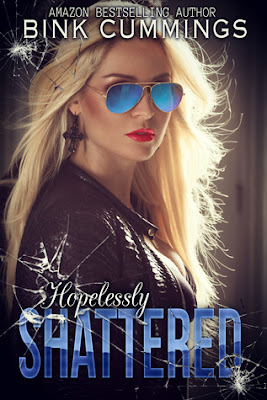 Review: Hopelessly Shattered by Bink Cummings