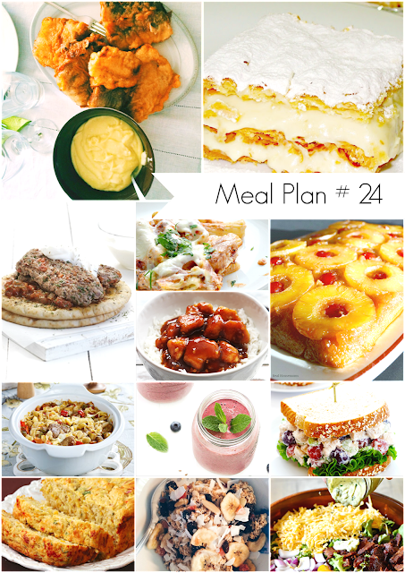 Ioanna's Notebook - Meal Plan # 24