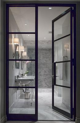 pintu kamar mandi sederhana