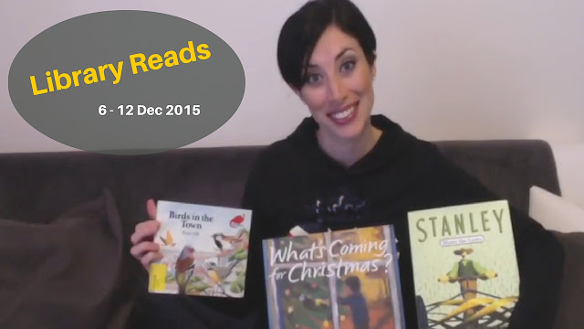 Library Reads: What the Kids Picked 6th 12th December 2015 #LibraryReads #ToRead #AmReading