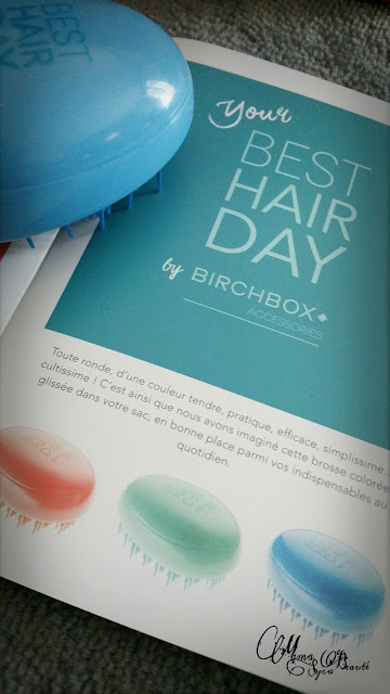 Birchbox box beaute blog revue avis Beauty and the best