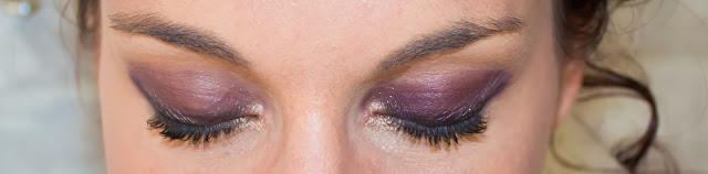 Monday Shadow Challenge maquillage des yeux