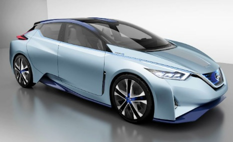 2018 nissan leaf ev next generation battery updates 200 miles range. Black Bedroom Furniture Sets. Home Design Ideas