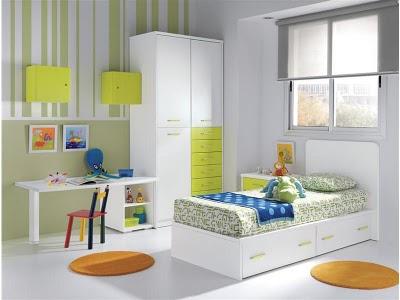 aqu te mostramos algunas imagenes e fotos de modernos dormitorios infantiles