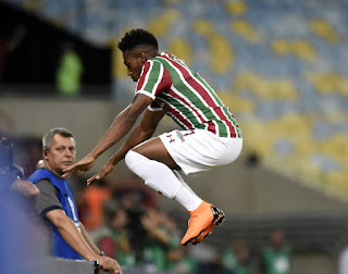 N° de Pablo Dyego na Sula já indica sua saída do Fluminense bec93f488ef5d