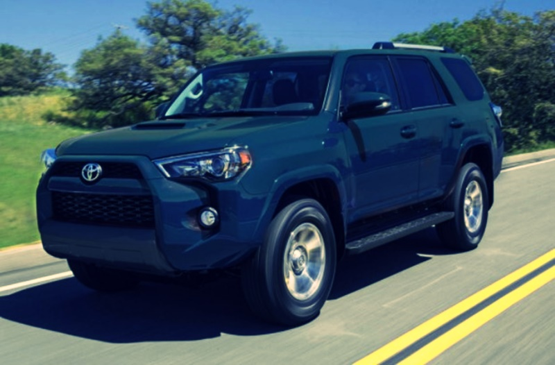 2018 Toyota 4Runner Quality and Price