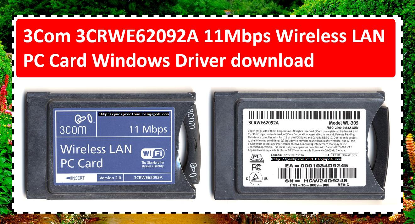 3com 3crwb6096b wireless bluetooth pc card drivers bluetooth.
