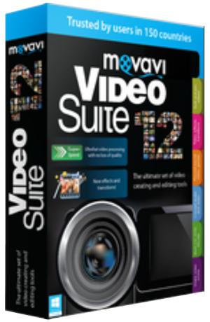 Movavi VideoSuite 5 serial key or number