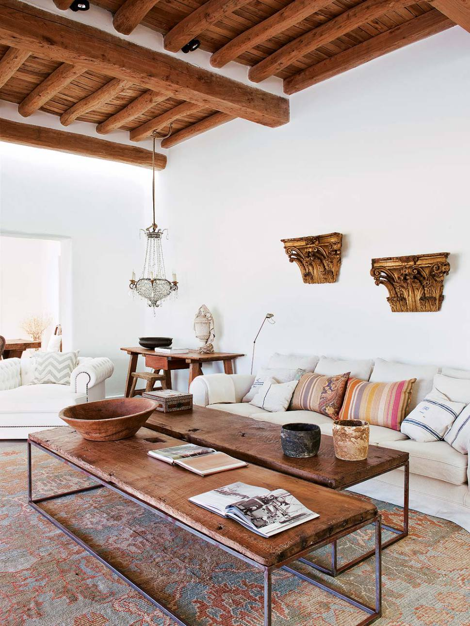 A Mix Of Simplicity, Freshness And Elegance. A Beautiful House In Ibiza,  Created By Interior Designer Toni Espuch Du0027Azul Tierra And The Studio  Blakstad ...