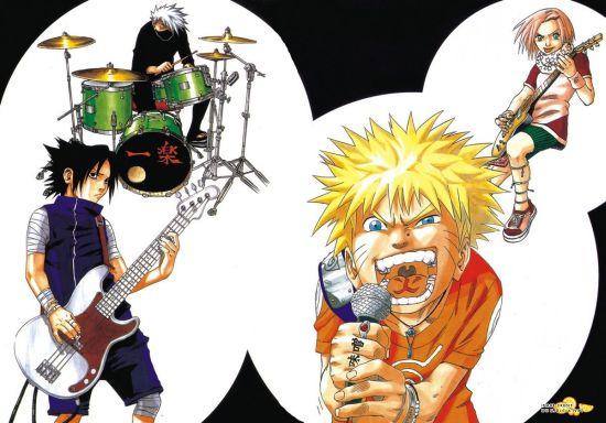 Naruto shippuden opening 16 - 4 10