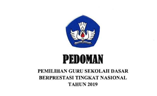 Juknis Guru Berprestasi SD Tahun 2019