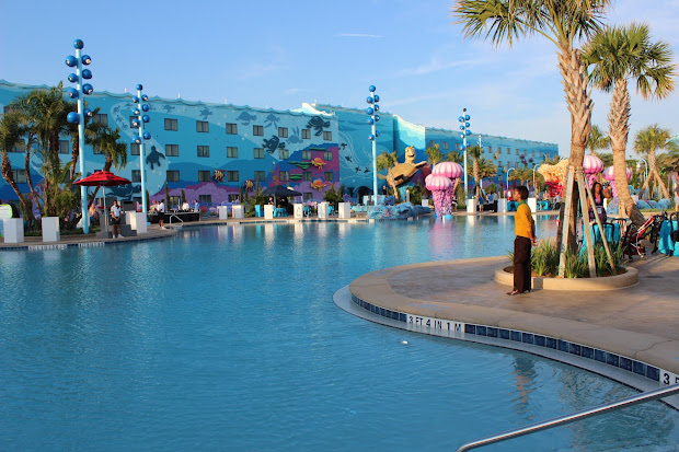 Art Of Animation Disney Resort