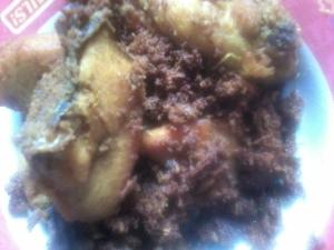 resep ayam goreng bumbu tradisional