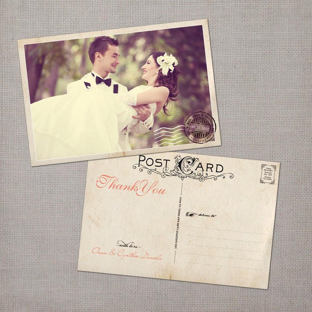 spesso Ringraziamenti matrimonio: Le idee migliori per ogni Budget  RU02