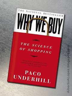 color image of 'Why We Buy' book by Paco Underhill