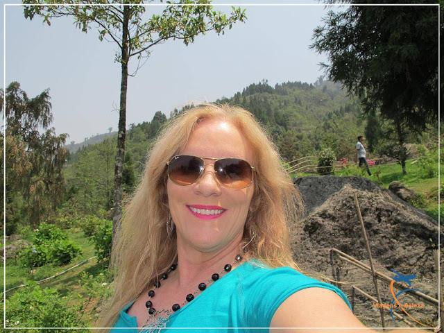 Conservatório de Plantas em Gangtok