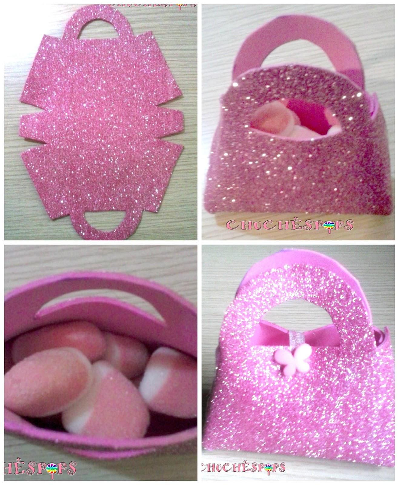 Chuchespops bolsito para chuches fashion - Como hacer un carrito de chuches paso a paso ...