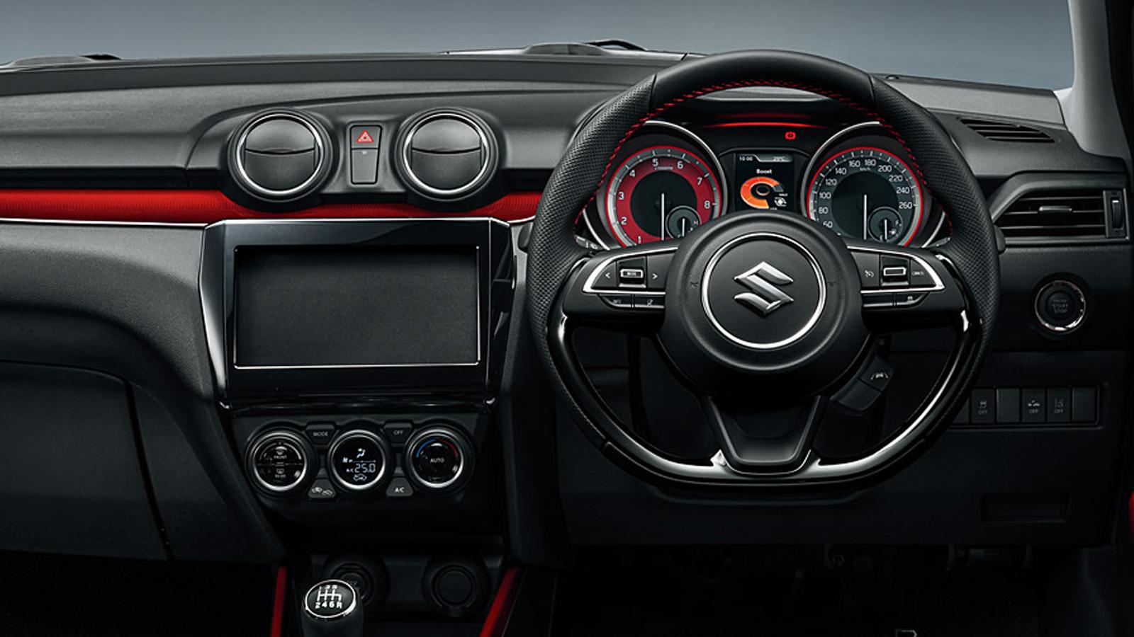 A Frankfurt Así Es El Nuevo Suzuki Swift Sport Motorblog