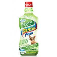 Dung dịch Dental Fresh giảm hôi miệng cho mèo