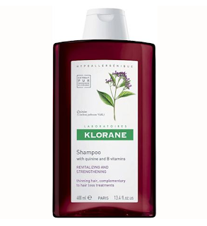 8. Klorane Shampoo with Quinine and B Vitamins