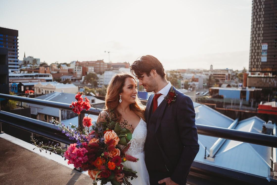 Ivy & Birch Co Photography Brisbane WEDDING FLORALS FLOWERS BOUQUET