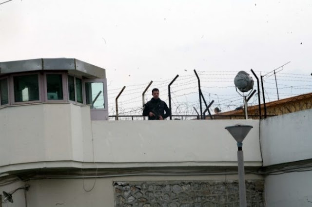 Korydallos Prison in Athens