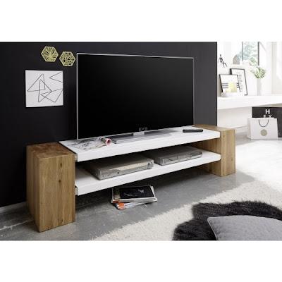 Hampir semua rumah memiliki TV yang biasanya diletakkan di  100 Model Keren Rak TV Minimalis Modern