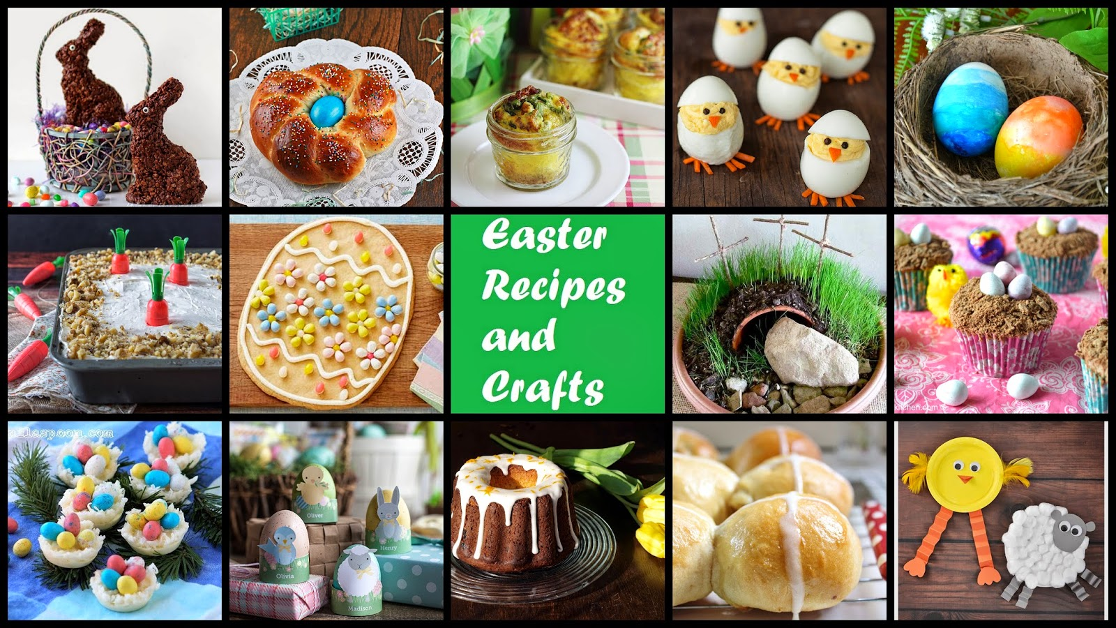 Easter recipes and crafts manila spoon in the philippines holy week semana santalenten season is a big deal so for the entire week the philippines commemorate the sacrifice forumfinder Gallery