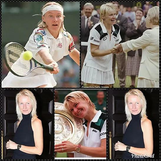 Former Wimbledon champion Jana Novotna dies at age of 49