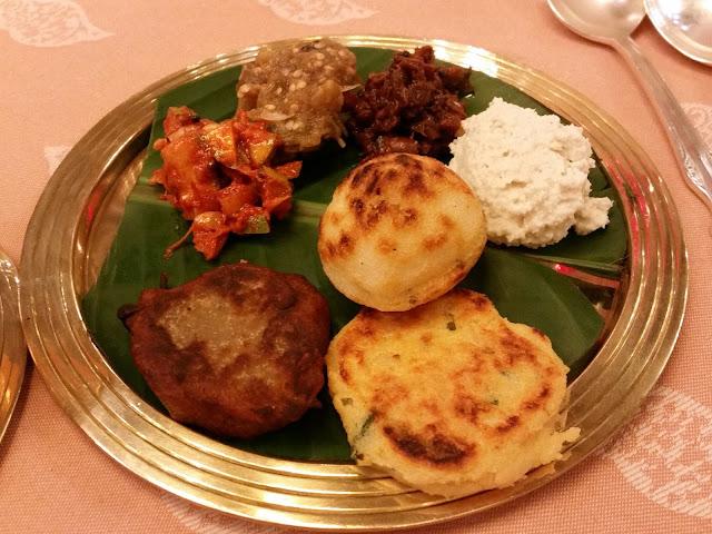 Dakshin starter | Foodahoilx