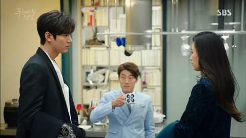 Screenshot Joon Jea Lie To Cheong Yi The Legend Of The Blu Sea (2016)  1080p Episode 10 - www.uchiha-uzuma.com