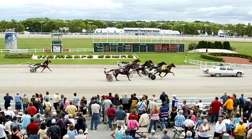 Flamborough Racetrack