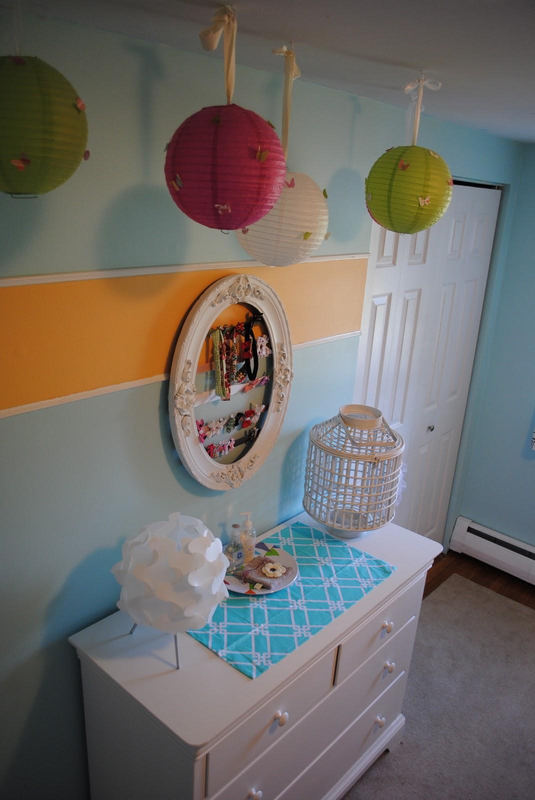 Art Décor: DIY Butterfly Wall Art (Nursery Decor)