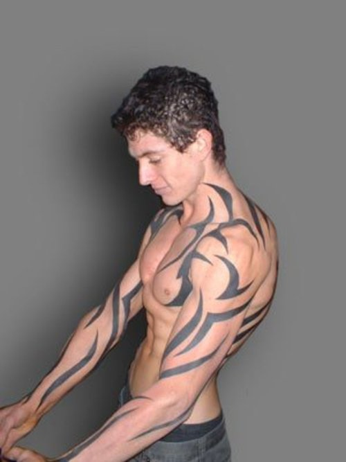 the best tribal tattoo designs for mens