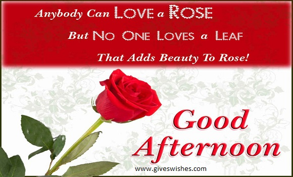 Good Afternoon Messages for Sweet Girlfriend You Should Read