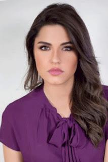 نبيلة عواد (Nabila Awad)، مذيعة لبنانية