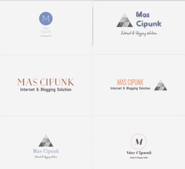 Cara membuat logo online di hp android