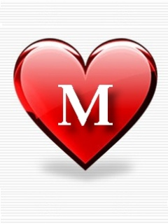 M-Alphabet wallpapers for mobile phone -mobile wallpaper ...