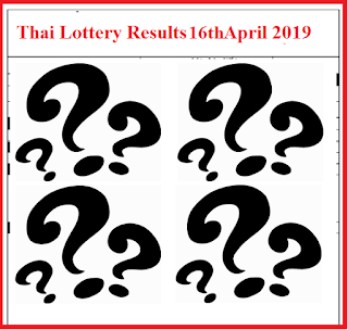Thai-Lottery-Result-1st-April-2019