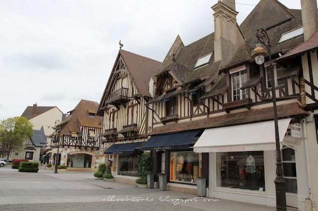 eleganckie butiki Deauville