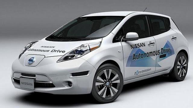 Ilustrasi mobil Nissan. Foto : TribunOtomotif..http://www.tribunnews.com/otomotif/2016/01/08/nissan-rangkul-insinyur-nokia-demi-realiasasikan-mobil-tanpa-awak