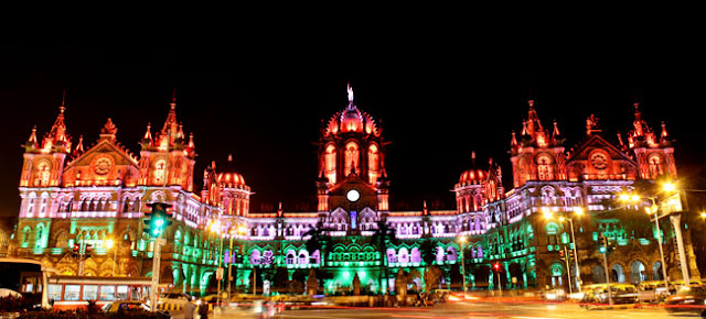 UNESCO world heritage sites maharashtra Victoria Terminus